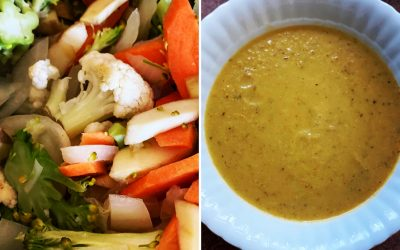 QUARANTINE RECIPES: VEGETABLE SOUP